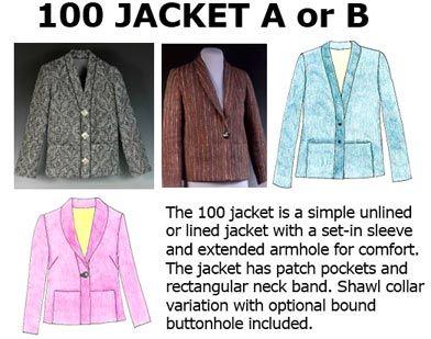 100 Jacket