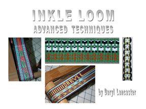 Digital: Advanced Inkle Weaving