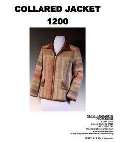 Digital Directions Collared Jacket