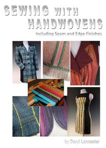 Bound Monograph: Sewing with Handwoven Fabric