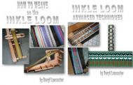 Bound Monographs: Inkle Weaving Set