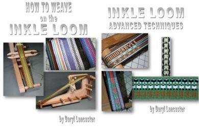 Bound Monographs: Inkle Weaving Set