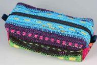 Handdyed Rayon Kit Bag