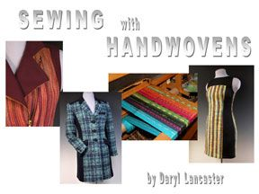 Digital: Sewing with Handwovens